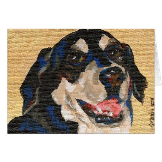 Rego's Lassie Card