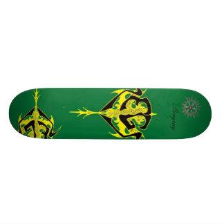 Regs 'Stingray' Skate 18.1 Cm Old School Skateboard Deck