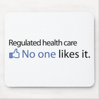 Regulated Health care Mouse Pad