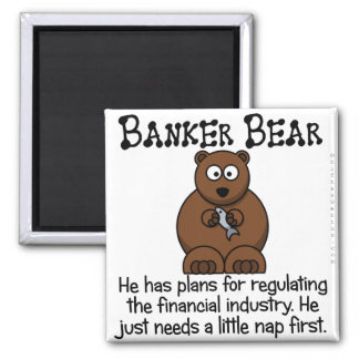 Regulating the financial industry square magnet