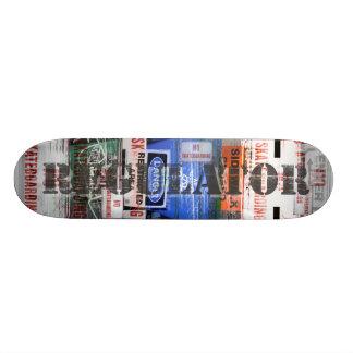 Regulator Skate Board Deck