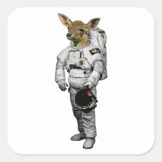 Reh Astronaut Sticker