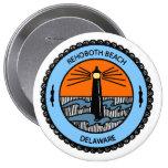 Rehoboth Beach. 10 Cm Round Badge