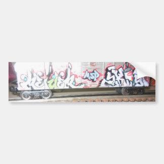rei21 exist bumper sticker