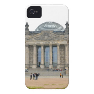 Reichstag building in Berlin, Germany Case-Mate iPhone 4 Case