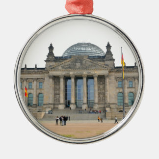 Reichstag building in Berlin, Germany Christmas Ornament