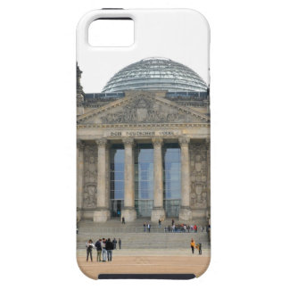 Reichstag building in Berlin, Germany iPhone 5 Cases