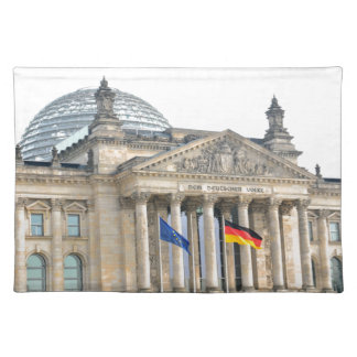 Reichstag building in Berlin, Germany Placemat