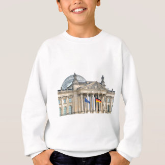 Reichstag building in Berlin, Germany Sweatshirt