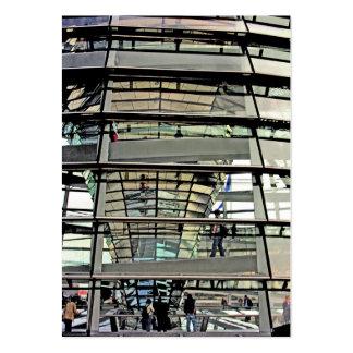 Reichstag / Bundestag,Exterior to In,Berlin(r5dk) Business Card