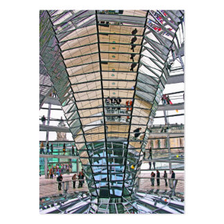 Reichstag / Bundestag, Interior, Berlin(r37pst) Pack Of Chubby Business Cards