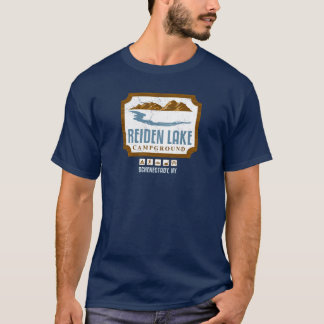 Reiden Lake Campground T-Shirt