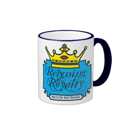 Reigning Royalty Ringer Mug