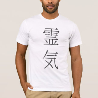 Reiki and Idiom Shirt