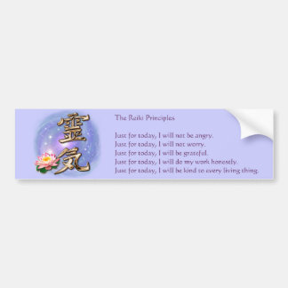 Reiki Bumper Sticker