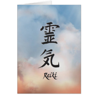 Reiki Card
