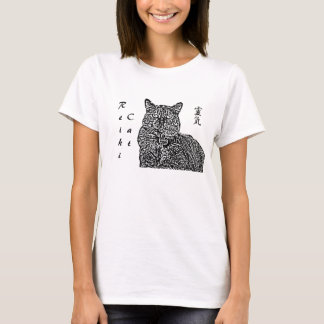 Reiki Cat T-Shirt