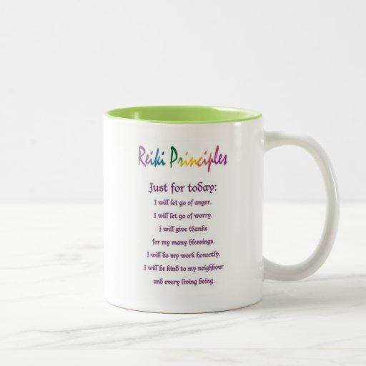 Reiki Coffee Mug