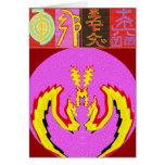 Reiki Distance Healing Greeting Card