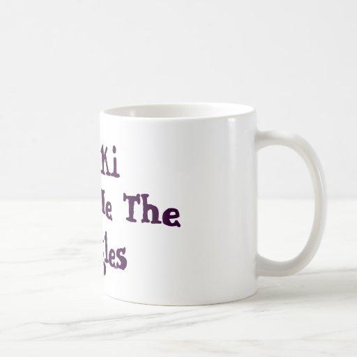 Reiki Gives Me Tingles Coffee Mug