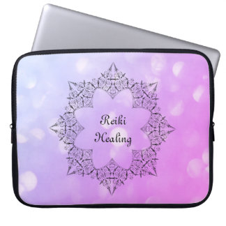 Reiki Healing Laptop Sleeve