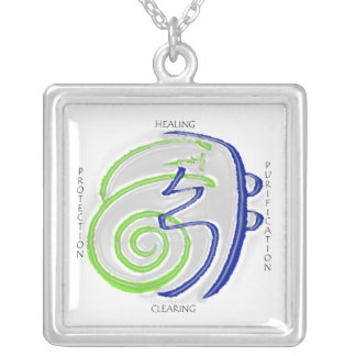 Reiki Healing Necklace