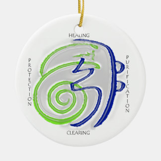 Reiki Healing Ornament