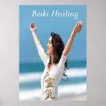 Reiki Healing Print