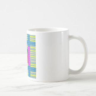 REIKI Healing Symbols on Full Energy Mandala Color Basic White Mug