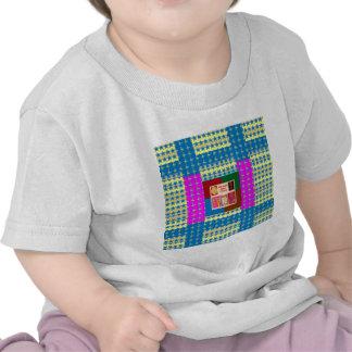 REIKI Healing Symbols on Full Energy Mandala Color T Shirt