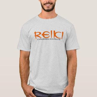 Reiki in orange T-Shirt