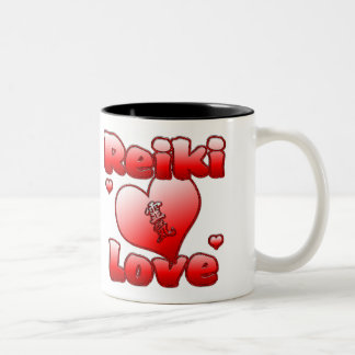 Reiki Love Mug