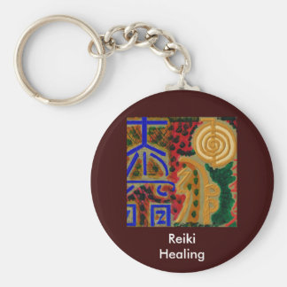 REIKI Main Healing KEYCHAINS