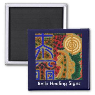 REIKI Main Healing Symbols Magnet
