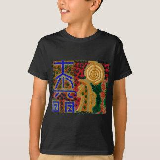 REIKI Main Healing Symbols T-shirts