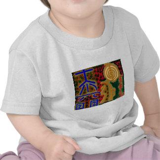 REIKI Main Healing Symbols T-shirt