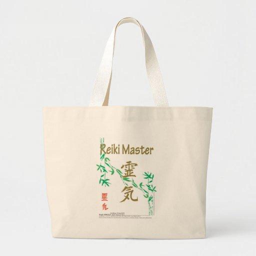 Reiki Master Tote Bag