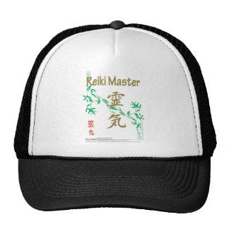 Reiki Master Cap