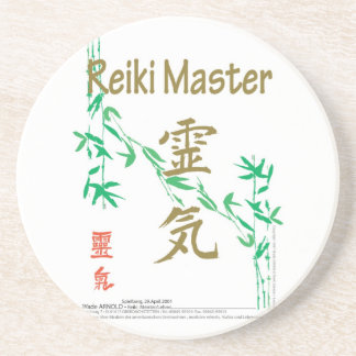 Reiki Master Coasters
