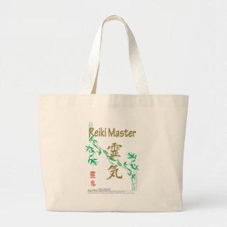 Reiki Master Jumbo Tote Bag