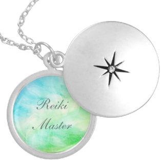 Reiki Master Locket Necklace