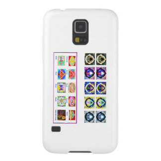 Reiki Master Tools - Symbols n Giveaways Galaxy S5 Covers