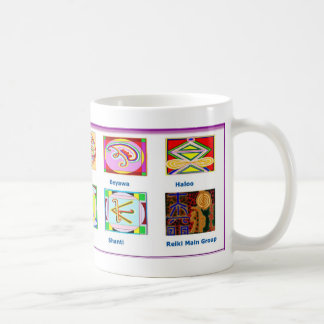 Reiki Master Tools - Symbols n Giveaways Mug