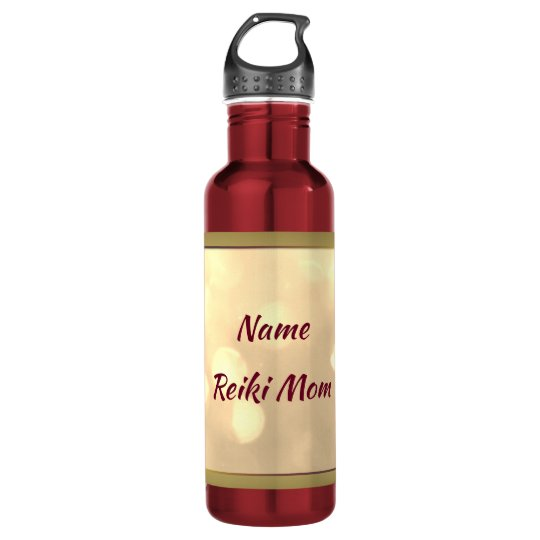 Reiki Mum personalised 710 Ml Water Bottle