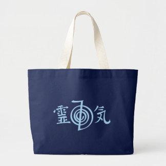 Reiki Power Symbols Tote Bag