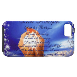 Reiki Principles Case For The iPhone 5