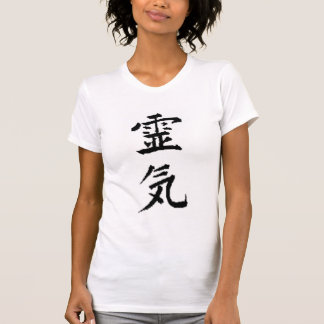 Reiki Scoop Neck Tee