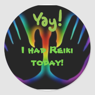Reiki Stickers for Children