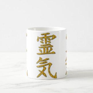 REIKI Symbol Basic White Mug