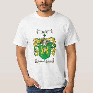 Reilly Family Crest - Reilly Coat of Arms T-Shirt